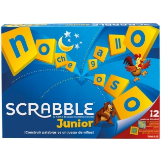 Mattel - Scrabble Junior - Spanish Catalán