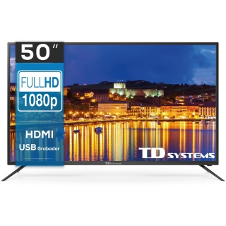 TV LED 127 cm (50'') TD Systems 50DLG8F, Full HD