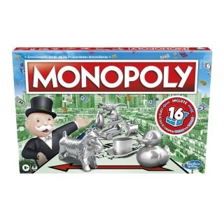 Monopoly Monopoly Gamer Mario Kart Juego De Mesa Familiar Las