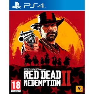 Red Dead Redemption 2 para PS4