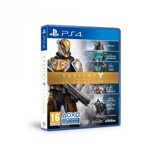 Destiny: The Complete Collection para PS4