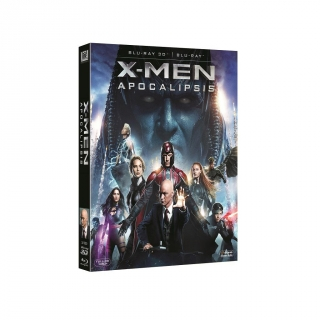 X-Men Apocalypse - Blu-Ray 3D