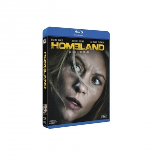 Homeland Temporada 5 - Blu Ray