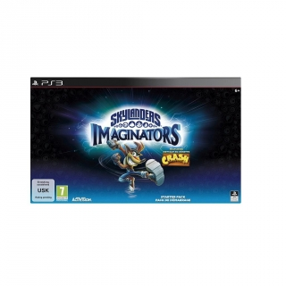 Skylanders Imaginators Crash Edition para PS3