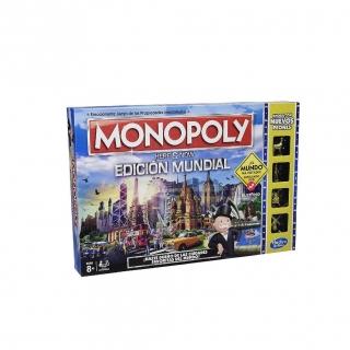 Hasbro Monopoly Junior Electronico Las Mejores Ofertas De Carrefour