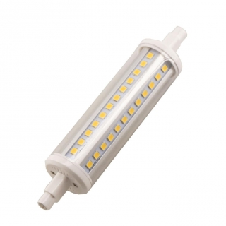 Bombilla LED Smd R7S Tube Dimable 118mm 9W=60W 7hSevenOn BL.1