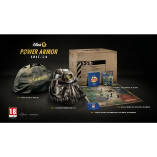 Fallout 76 Power Armor Edition (CE) para Xbox One