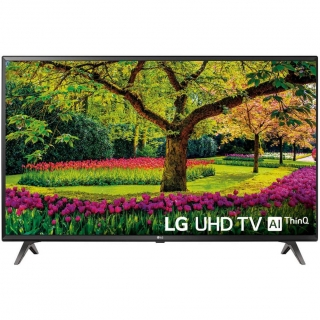 TV LED 127 cm (50'') LG 50UK6300PLB, UHD 4K, Smart TV