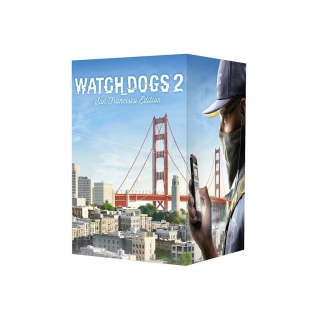 Watch Dogs 2 San Francisco Edition para PS4