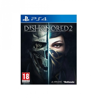 Dishonored 2 Day One para PS4
