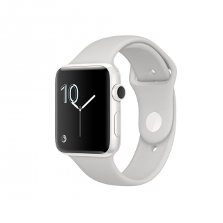 Apple Watch Edition Series 2 Caja de 38 mm de Cerámica Blanca  y Correa Deportiva en Color Nube