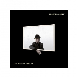 You Want It Darker  LP. LEONARD COHEN