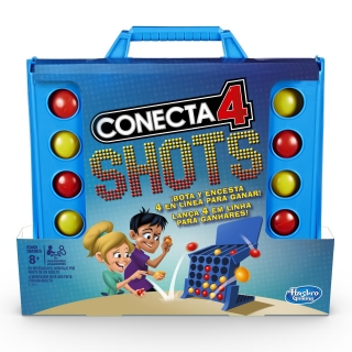 Hasbro - Connect 4 Shots