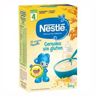 Papilla cereales nestl sin gluten 600 gr las mejores ofertas de carrefour - Cereales sin gluten bebe 3 meses ...