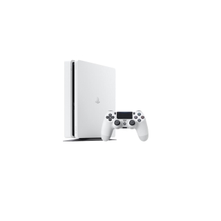 PS4 Slim 500GB Blanca