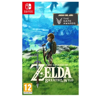 Legend of Zelda:Breath of the Wild para Nintendo Switch