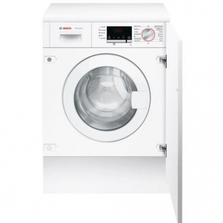 Lavadora integrable 7 kg bosch wia24202es las mejores for Mueble lavadora carrefour