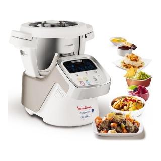 Robot de cocina moulinex hf9001 i companion con bluetooth - Robot de cocina moulinex carrefour puntos ...