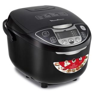 robot de cocina moulinex multicooker 25 prog las mejores