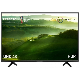 tv led 55 hisense 55n5300 uhd 4k smart tv las mejores ofertas de carrefour. Black Bedroom Furniture Sets. Home Design Ideas