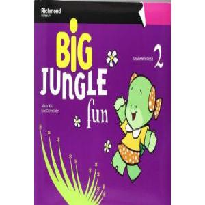 Big Jungle Fun 2 Student'S Pack