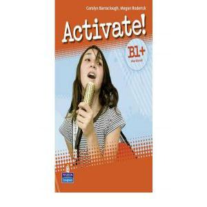 ACTIVATE B1+ EJER+CDR PEARSON