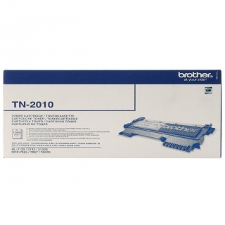 Toner Brother N2010 - Negro