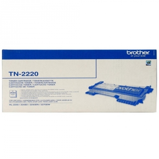 Toner Brother TN2220 - Negro