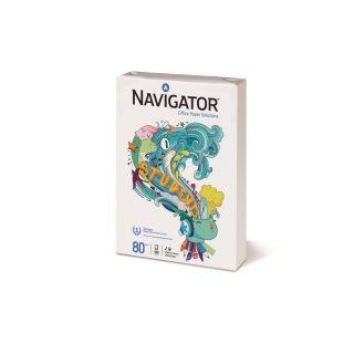 Paquete 500 Hojas Navigator Students 80 gr DIN A4