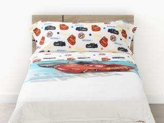 Set de funda n rdica y almohada cars acelerate 90 cm las - Funda almohada antiacaros carrefour ...