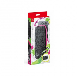 Set Accesorios (Funda Splatoon Edition + protector LCD)