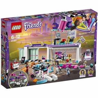 Lego Friends - Taller de Tuneo Creativo