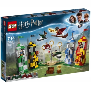 Lego Harry Potter- Partido de Quidditch Harry Potter TM