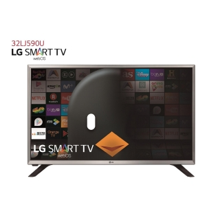 "TV LED 81,28 cm (32"") LG 32LJ590U, HD ready, Smart TV"