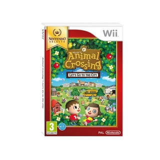Animal Crossing Selects para Wii