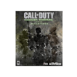 Call of Duty Modern Warfare Remastered para PS4