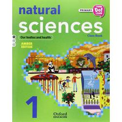 Think Do Learn Natural and Social Science 1st Primary Student's Book + CD Pack Amber