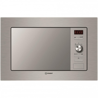 Microondas con Grill Indesit MWI 122.1 X
