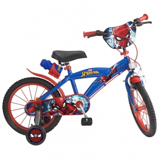 "Bicicleta 14"" Spiderman"