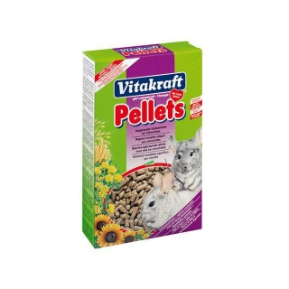 Menu Pellets para Chinchillas 1 kg