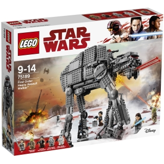 LEGO Star Wars TM - First Order Heavy Assault Walker