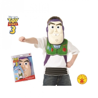 Set Máscara Buzz Lightyear