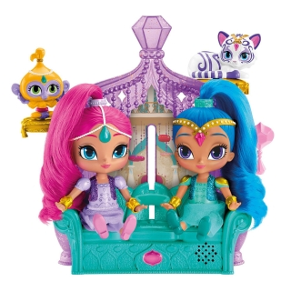 Shimmer And Shine - Trono Sorpresas Mágicas