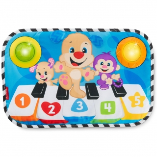 Fisher-Price - Piano Perrito Pataditas