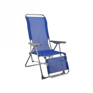 Tumbona relax 5 posiciones carrefour las mejores ofertas for Oferta sillas plegables