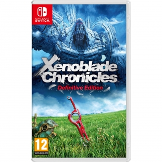 Xenoblade Chronicles: Definitive Edition para Nintendo Switch