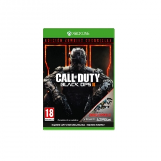 Call of Duty: Black Ops III + Zombies Chronicles para Xbox One