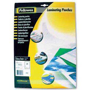 FELLOWES A4 Pack 25 funda