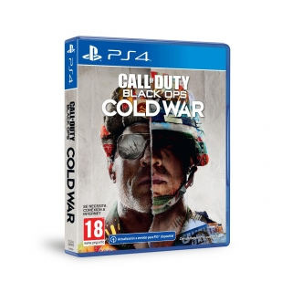 Call of Duty Black Ops Cold War para PS4