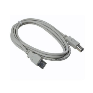 Cable USB A/B 5m Carrefour